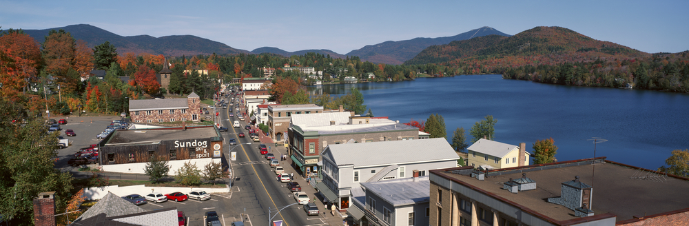 Essex, Essex County, Lake Placid, Schroon, Ticonderoga